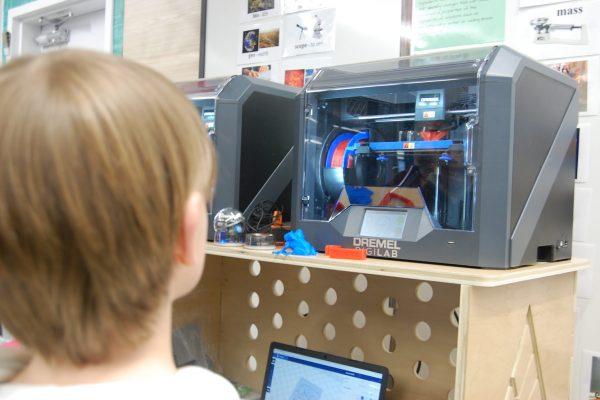Fab Lab 3D Printer
